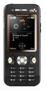 Điện thoại Sony Ericsson W890i