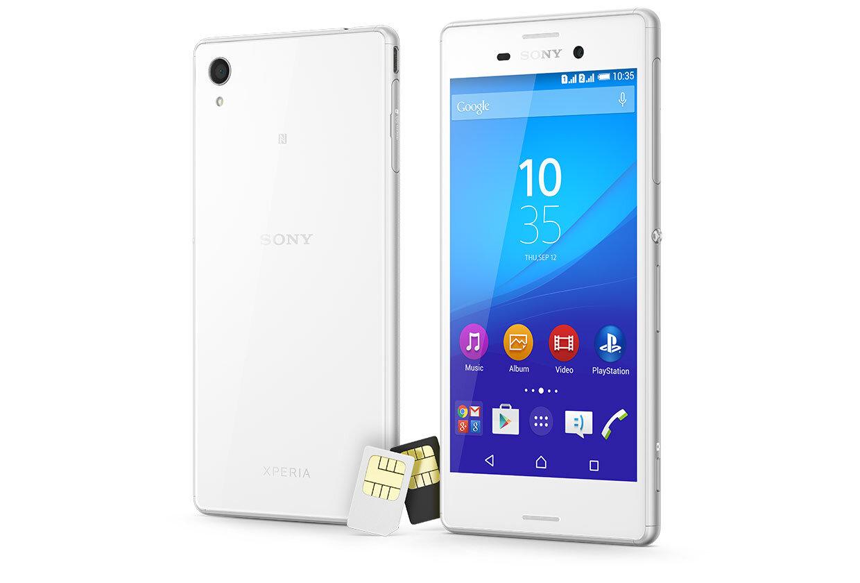 Điện thoại Sony Xperia M4 Aqua Dual - 8GB, 2 sim