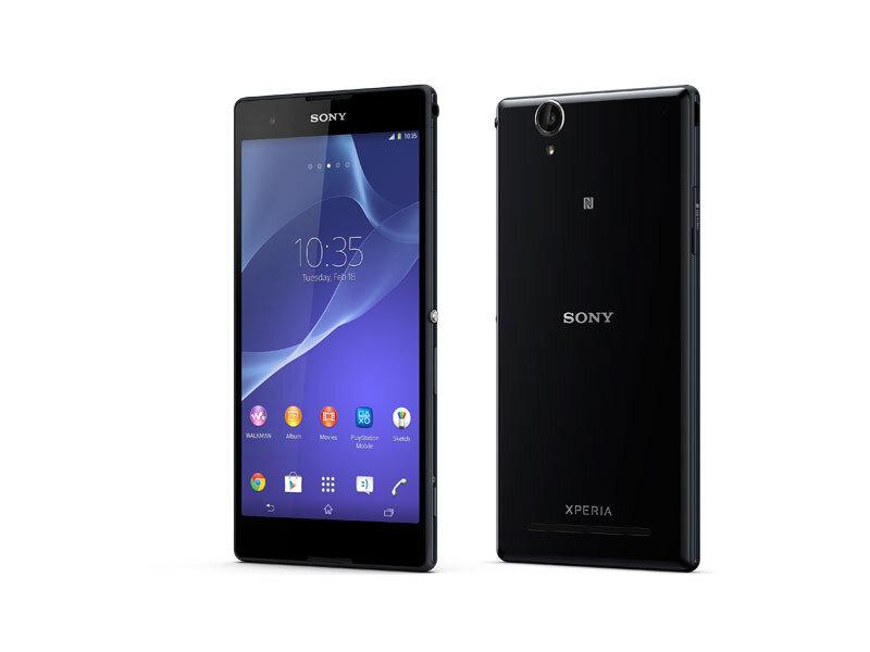 Điện thoại Sony Xperia T2 Ultra - 8GB