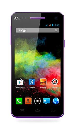 Điện thoại Wiko Rainbow - 8GB