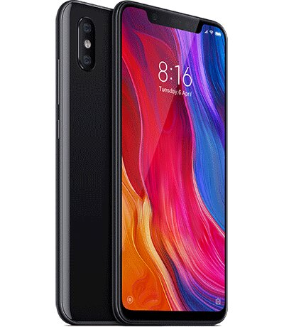 Điện thoại Xiaomi Mi 8 - 6GB RAM, 64GB, 6.21 inch