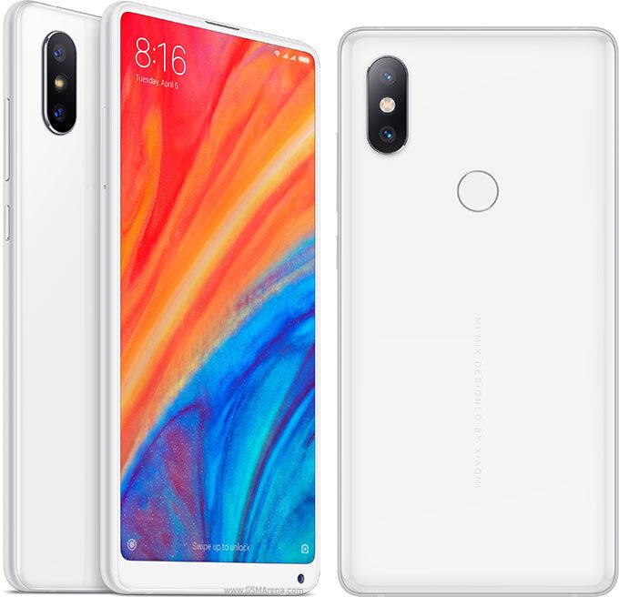 Điện thoại Xiaomi Mi Mix 2S - 8GB RAM, 256GB, 5.99 inch