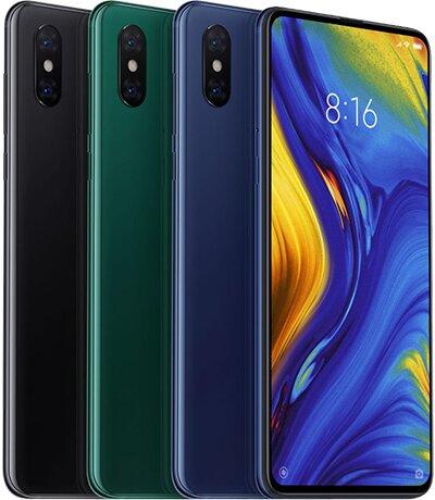 Điện thoại Xiaomi Mi Mix 3 - 10GB RAM, 512GB, 6.39 inch