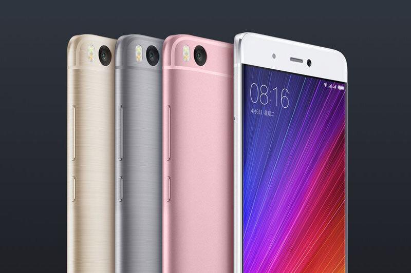 Điện thoại Xiaomi Mi5S - 64GB