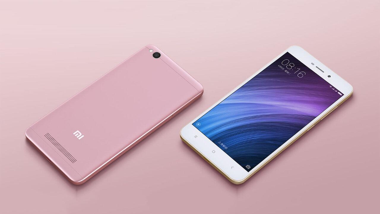 Điện thoại Xiaomi Redmi 4A - 16GB, RAM 2GB