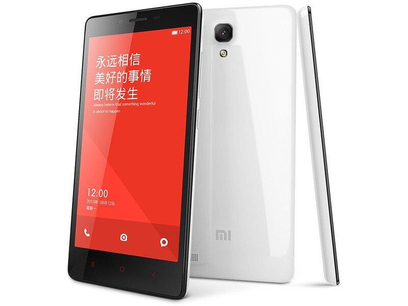 Điện thoại Xiaomi Redmi Note  - 8GB