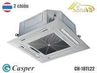 Điều hòa âm trần Casper CH-18TL22 - 2 chiều, 18000BTU