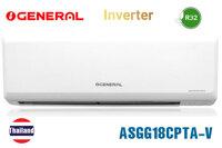 Điều hòa General 1 chiều 18000BTU inverter ASGG18CPTA-V gas R-32