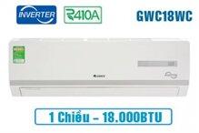 Điều hòa Gree GWC18WC-K3D9B7I - inverter, 18.000BTU, 1 chiều