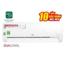 Điều hòa LG 1200 BTU 1 chiều Inverter V13EN gas R-410A