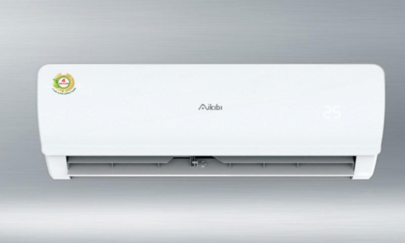 Điều hòa - Máy lạnh Aikibi AWI09C - 1 chiều, 1HP
