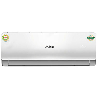 Điều hòa - Máy lạnh Aikibi  inverter 1 HP AWF09IC - 1 chiều, 9.000 BTU, 750W,