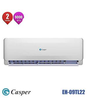 Điều hòa - Máy lạnh Casper EH-09TL22 - 2 chiều, 9000BTU