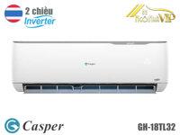 Điều hòa - Máy lạnh Casper GH-18TL32 - 2 Chiều, 18000BTU, Inverter