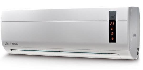 Điều hòa - Máy lạnh Chigo CVAS12CN/WAB - 1 chiều, 12000BTU