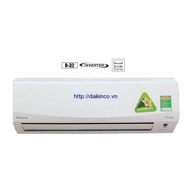 Điều hòa - Máy lạnh Daikin FTXV60QVMV - Treo tường, 2 chiều, 22000 BTU, Inverter