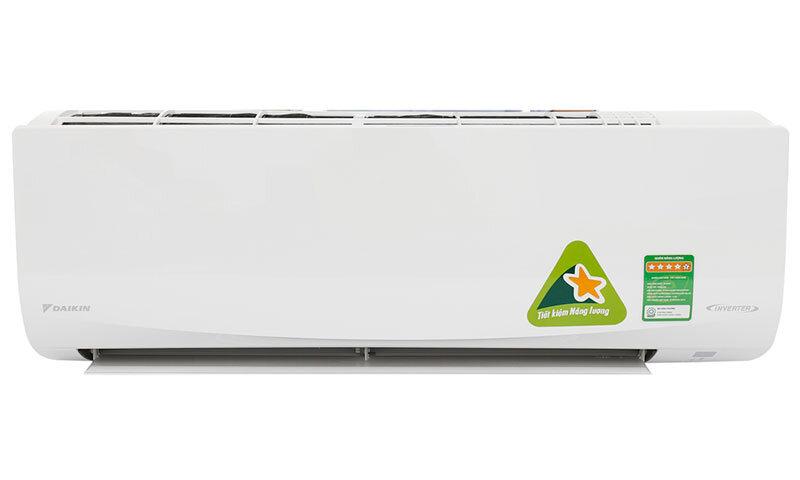 Điều hòa - Máy lạnh Daikin FTKQ50SAVMV - 1 chiều, inverter, 18000BTU