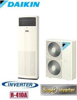 Điều hòa - Máy lạnh Daikin FVQ100CVEB/RZQ100HAY4A - tủ đứng, inverter, 2 chiều, 34.000BTU