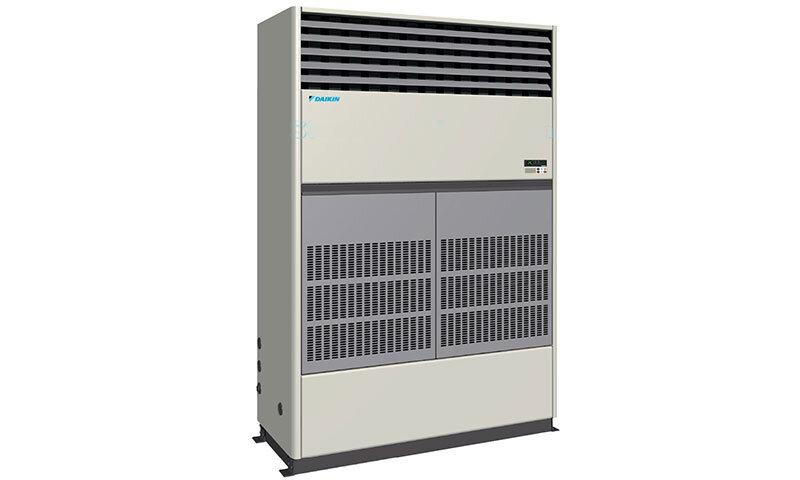 Điều hòa - Máy lạnh Daikin FVGR10BV1 - tủ đứng, inverter, 10HP