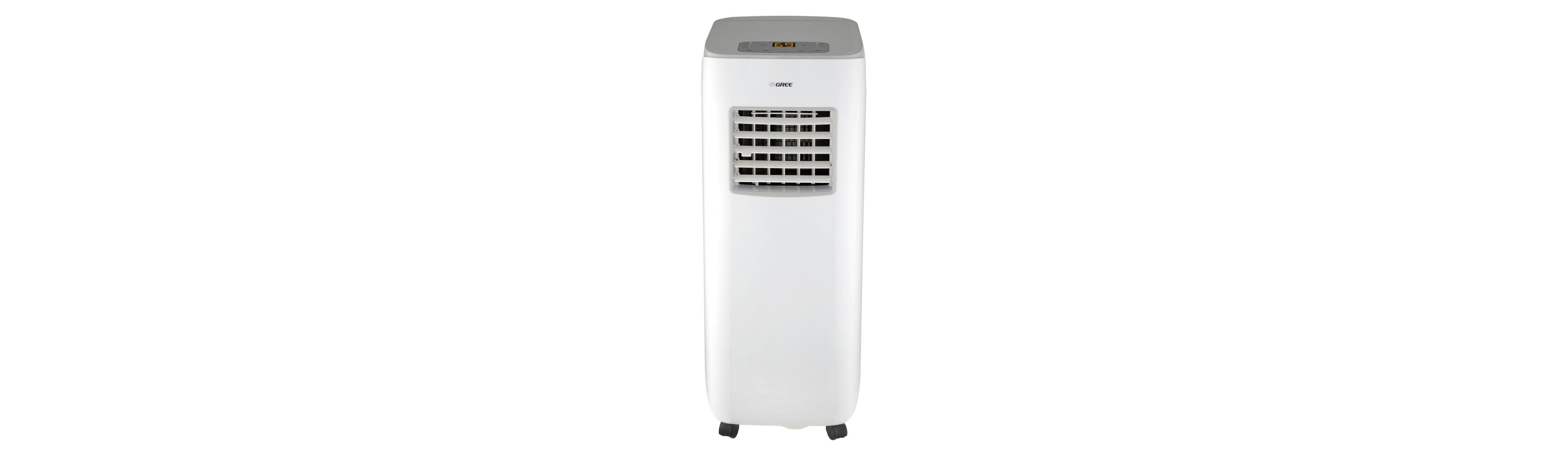 Điều hòa - Máy lạnh di động mini Gree GPC09AM-K6NNA1A - 1 HP, 1 chiều, Inverter