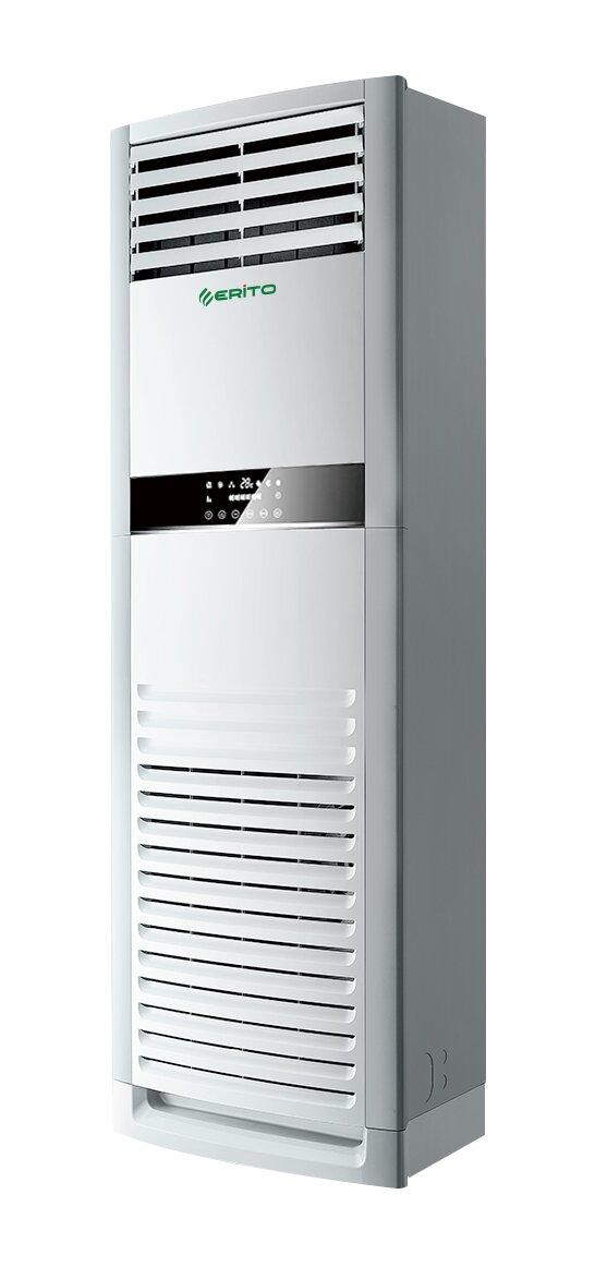 Điều hòa - Máy lạnh Erito ETI-FS30HN1/ETO-FS30HN1 - tủ đứng, 2  chiều, 24000Btu