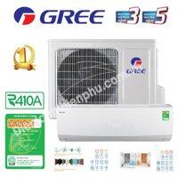 Điều hòa - Máy lạnh Gree GWC12KF-K3DNA5A - 1 chiều ,12000BTU, Inverter