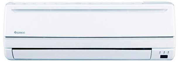 Điều hòa - Máy lạnh Gree GH-24H - Treo tường, 2 chiều, 24000 BTU