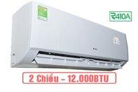 Điều hòa - Máy lạnh Gree GWH12IC-K3N9B2J - 2 chiều, 12.000 BTU