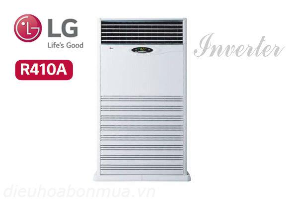 Điều hòa - Máy lạnh LG APUQ100LFA0/APNQ100LFA0 - tủ đứng, 93.000BTU, inverter, 1 chiều
