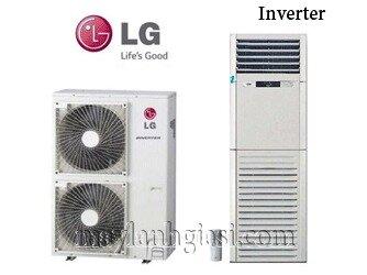 Điều hòa - Máy lạnh LG APNQ48LFA0 - tủ đứng, inverter, 5HP