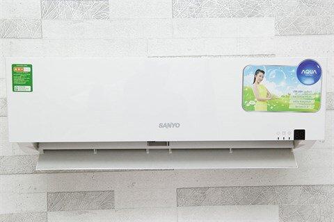 Điều hòa - Máy lạnh Máy lạnh Sanyo SAP-KC9ZGES - Treo tường - 1 chiều , 9000 BTU