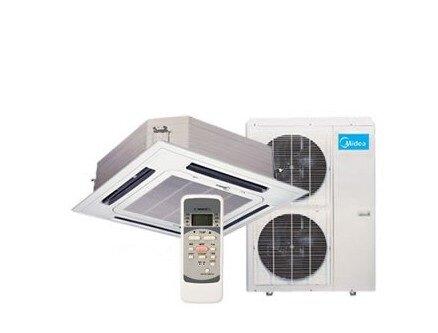 Điều hòa - Máy lạnh  Midea MCC36CR (MCC-36CR) - Âm trần, 1 chiều, 36000 BTU