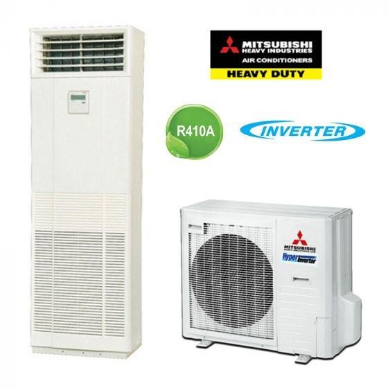 Điều hòa - Máy lạnh Mitsubishi Heavy FDF100VD2/FDC100VN - tủ đứng, inverter, 2 chiều, 36000BTU