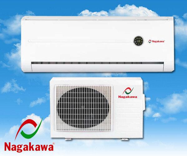 Điều hòa - Máy lạnh Nagakawa NS-A18SK - Treo tường, 2 chiều, 18000 BTU