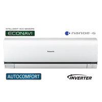 Điều hòa - Máy lạnh Panasonic CU/CS-E12PKH-8 (CS-E12PKH8)- Treo tường, 2 chiều, 11900 BTU, Inverter