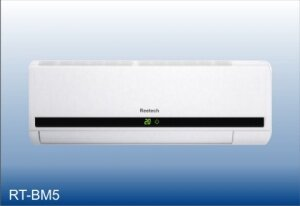 Điều Hoà - Máy lạnh Reetech RT24H-BM5 / RC24H-BM5 - Treo tường, 2 chiều, 24900 BTU