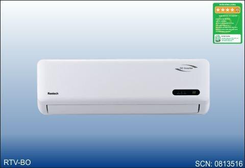 Điều hòa - Máy lạnh Reetech RTV/RCV12-BO - Treo tường, 1 chiều, 12000 BTU, inverter
