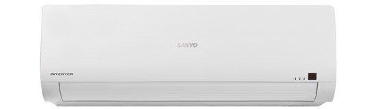 Điều hòa - Máy lạnh Sanyo 18000 BTU SAP-KCRV18WGS -    Treo tường, 1 chiều, 18000 BTU, inverter