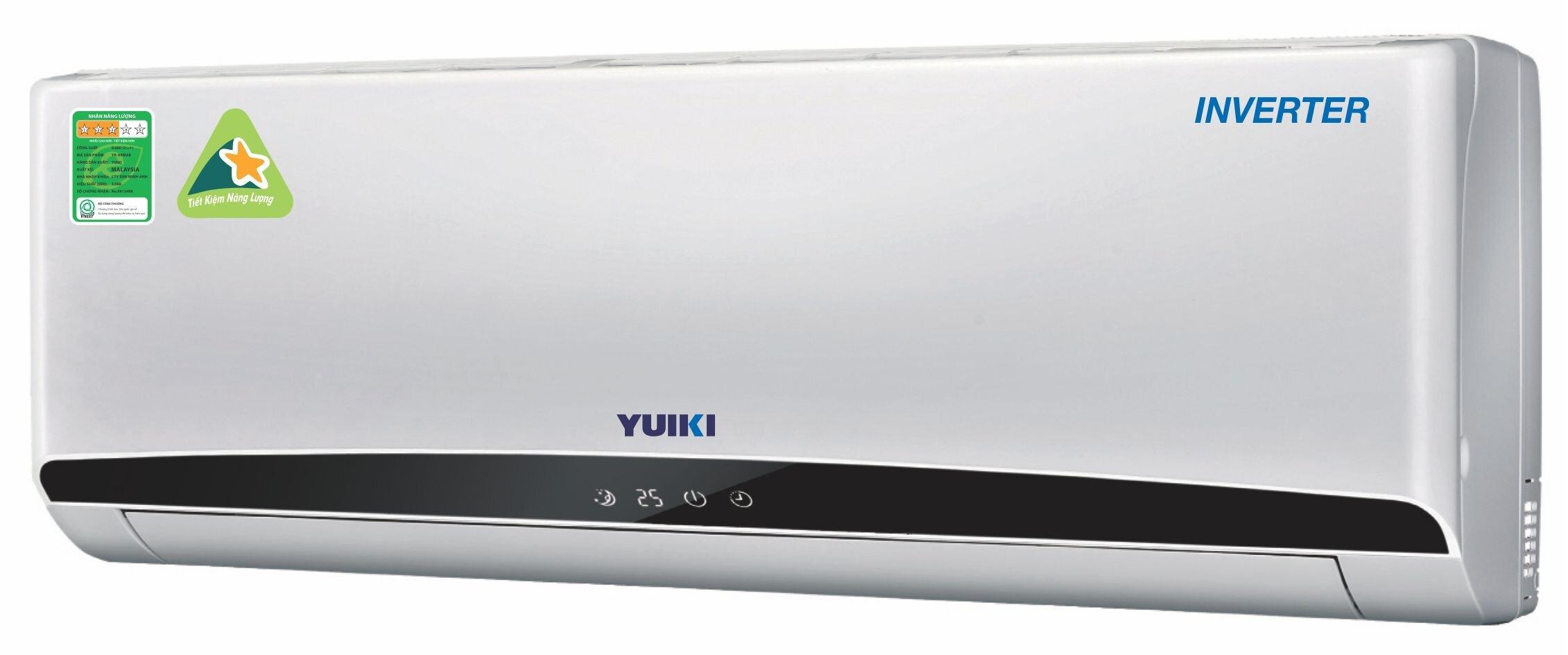 Điều hòa - Máy lạnh Yuiki YK-09MAB - Treo tường , 1 chiều , 9200 BTU