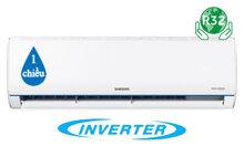 Điều hoà Samsung 1 chiều 24000btu inverter AR24TYHQASINSV gas R-32