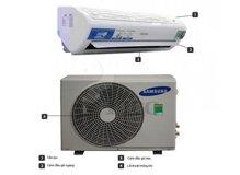 Điều hòa Samsung 24000 BTU 1 chiều Inverter AR24KVFSBWKNSV gas R-410A