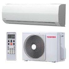 Điều hòa Toshiba RAS-10SKHP - Treo tường, 2 chiều, 10000 BTU