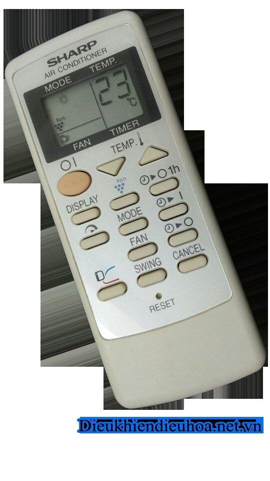 Điều khiển điều hòa Sharp CR