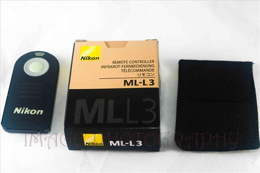 Điều khiển không dây Nikon ML-3