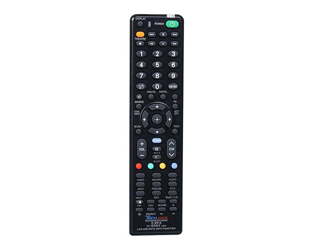 Điều khiển từ xa đa năng cho TV Sony Techmate