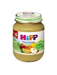 Dinh dưỡng đóng lọ HiPP 4403 Hoa quả tráng miệng 125g