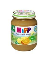Dinh dưỡng đóng lọ HiPP bí tây, khoai tây 125g