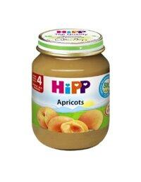 Dinh dưỡng đóng lọ HiPP mơ tây 125g