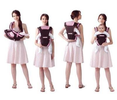 Địu 6 kiểu Hug Helper N99500
