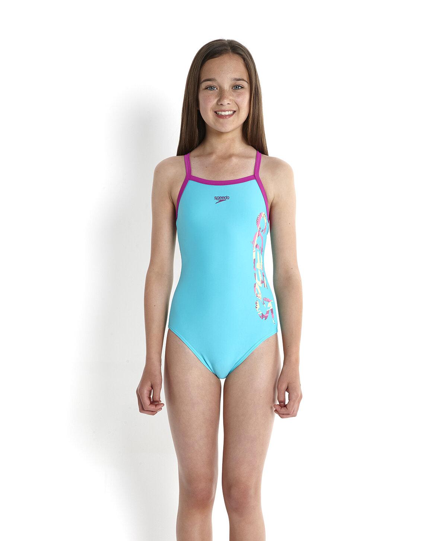 Đồ bơi bé gái Speedo 8-09533A709